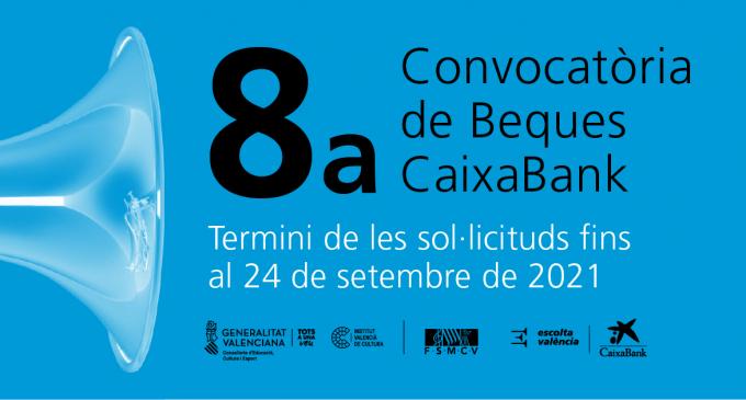 L'Institut Valencià de Cultura, CaixaBank i l'FSMCV convoquen la 8a edició de beques per a l'alumnat d'escoles de música