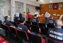 Set nous treballadors s'incorporen a la Brigada Municipal d'Obres de Burjassot, com a reforç per a l'estiu
