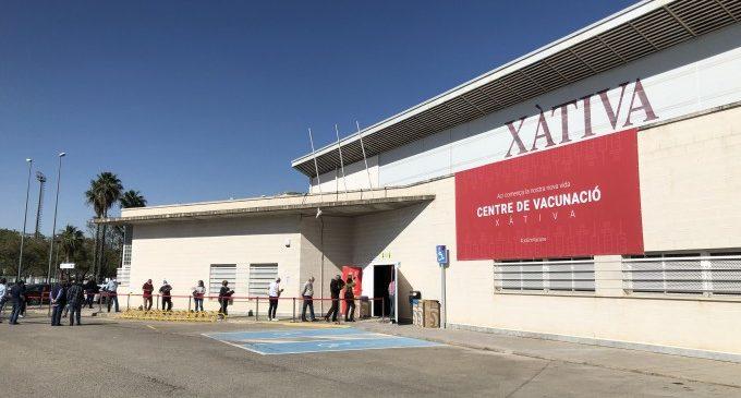 El punt de vacunació de Xàtiva s'ubicarà a la llar dels jubilats del barri nord-oest a partir de la pròxima setmana