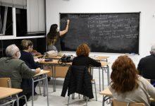 Oberta la matrícula per als cursos i tallers del Centre de Formació de Persones Adultes de Paiporta