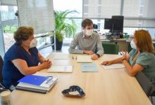 Alfafar presenta a Conselleria el projecte de la nova residència i centre de dia públics