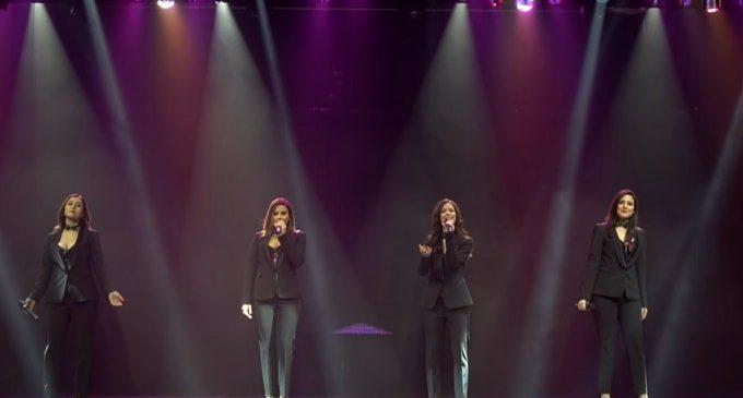 """El quartet d'òpera-pop """"Divina's"""" porta a Ontinyent el seu espectacle de fusió musical"""
