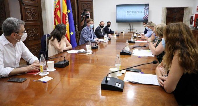 Aquests són els indicadors epidemiològics per a proposar el toc de queda en 77 municipis valencians