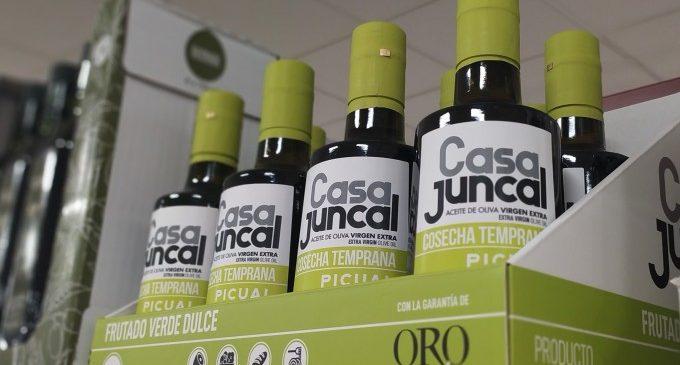 L'oli d'oliva verge extra Casa Juncal de Mercadona rep dues medalles d'or de dos certàmens de prestigi internacional