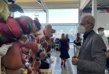 El PP critica la falta d'espai en l'Exposició de Ninot