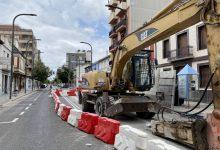 Massanassa renova la xarxa de sanejament de l'Avinguda Blasco Ibáñez