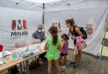 Mislata consulta a la ciutadania per a plantejar un nou parc en la plaça Ciutat de la Llisa