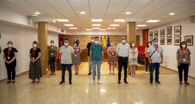 Mislata incorpora a 10 treballadors a través del programa EMCORP de la Generalitat