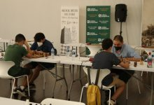 Arranca el campionat autonòmic d'escacs en l'Antic Mercat de Torrent