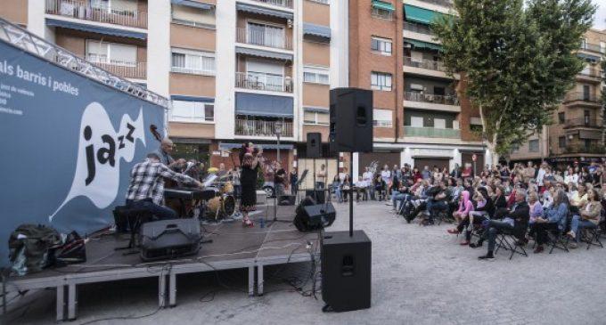 El Festival de Jazz de València comença el seu recorregut pels barris i pobles