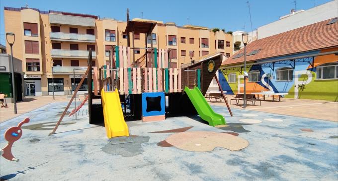 Alfafar aprova una remodelació de tots els parcs infantils del municipi