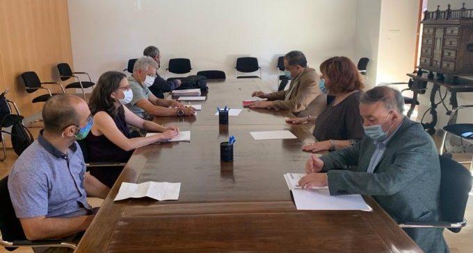 Oltra proposa aplicar l'Autorització de Residència per Raons Humanitàries a les persones refugiades del Aquarius
