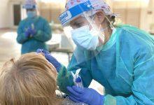 Descenso de casos: la Comunitat Valenciana registra 1.876 nuevos positivos de coronavirus