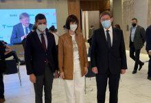 El alcalde de Gandia asiste a Madrid para mantener contactos con otras instituciones