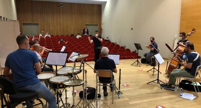 """Llíria inaugura el I Concurs Internacional de Direcció d'Orquestra """"Llíria City of Music"""""""