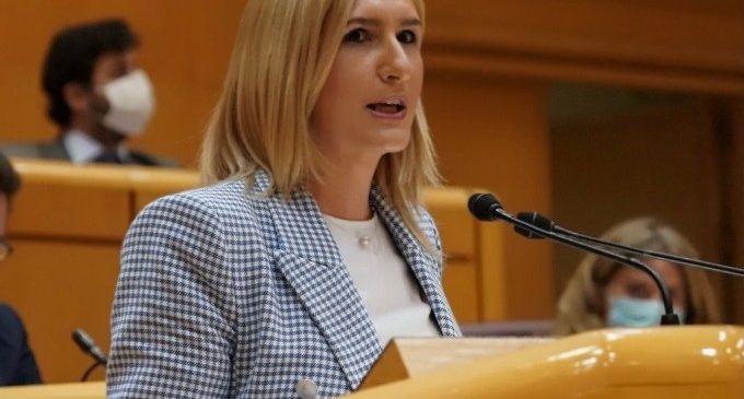 """El PP valenciano exige en el Senado """"un impulso real y decidido al Corredor Mediterráneo"""""""