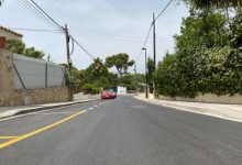Torrent millora l'asfaltatge del carrer Sant Rosa de Lima