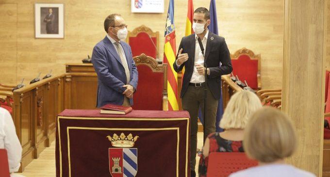 El embajador de España ante la Unesco visita Mislata