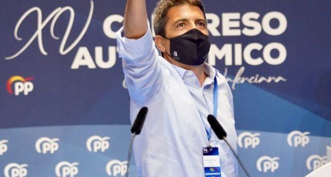"""Mompó crida a """"abordar ja un canvi de cicle polític"""" amb el """"projecte guanyador de Mazón"""""""