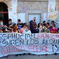 """Las familias desalojadas de la Cruz Cubierta tendrán """"alternativas habitacionales de aquí al 12 de agosto"""""""