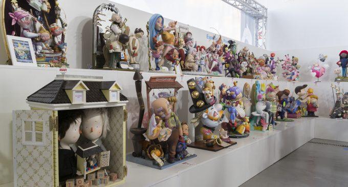 L'Exposició del Ninot comença el seu comiat més esperat