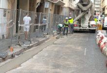 El Ayuntamiento de València inicia la renovación de las conducciones de agua potable en la calle Isabel la Católica