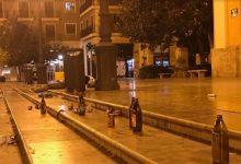 Desallotgen un macrobotelló amb al voltant de 1.000 persones en la Comunitat Valenciana