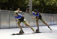 La pista de patinaje de velocidad de Paiporta acoge la tercera jornada de la Liga Autonómica