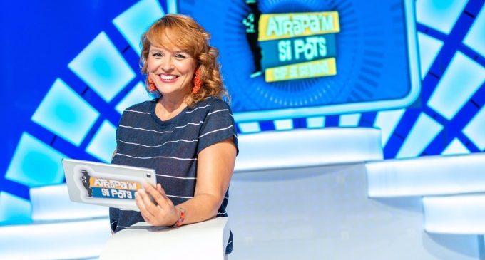 Carolina Ferre capitanejarà 'Atrapa'm si pots' els caps de setmana a partir de setembre