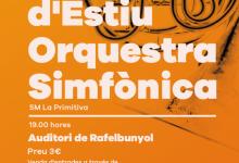 """Concert d'Estiu de l'Orquestra Simfònica de """"La Primitiva"""" de Rafelbunyol"""
