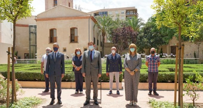 Puig destaca el paper de la música al 'poble valencià' i celebra la reconversió de l'Alqueria Julià en Casa de la Música