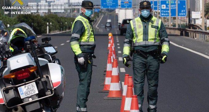 Un total de 204 conductors valencians passen a la disposició del jutge al juny, la majoria per anar beguts