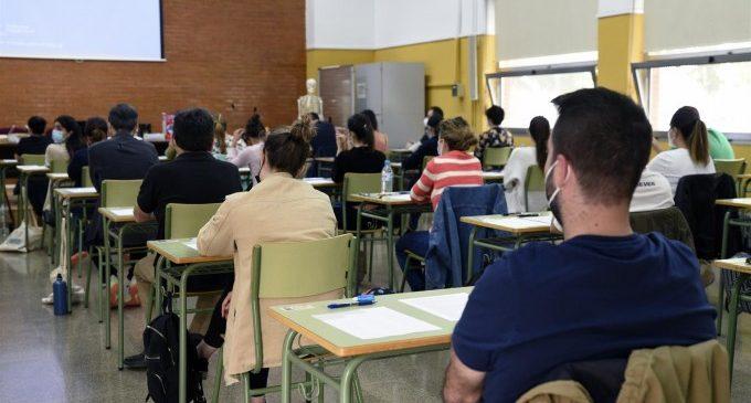 """CSIF insta a Educación a negociar una oferta de empleo para tres años que """"cubra las necesidades educativas"""""""