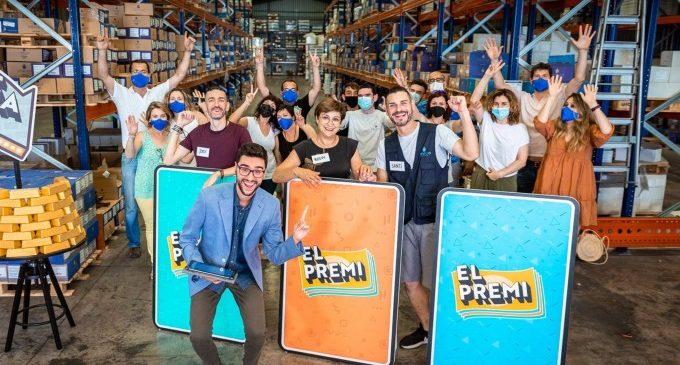 À Punt estrena un nou concurs diari per a aquest estiu: 'El Premi'