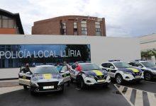 La Policia Local de Llíria renova la seua flota de vehicles