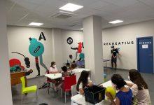 El Centre de Dia La Immaculada inicia la seua escola d'estiu a les instal·lacions municipals del JOC