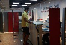 Los Espais y los Centros de Atención al Cliente de Metrovalencia adaptan sus horarios al verano
