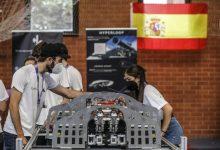 Estudiantes de todo el mundo presentan en València sus prototipos del Hyperloop, el transporte del futuro