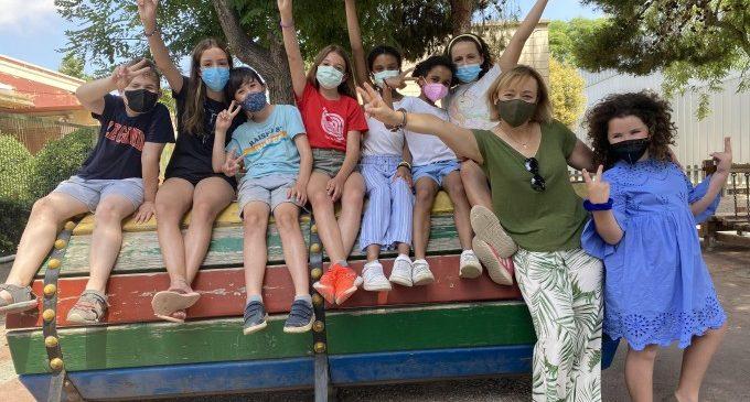 Èxit de les escoles d'estiu de Quart de Poblet