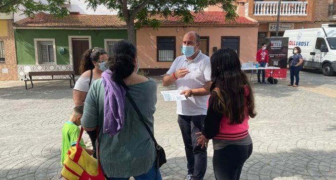 El veïnatge de Massamagrell decideix que l'Església del Barri de la Magdalena es convertisca en una Biblioteca Municipal