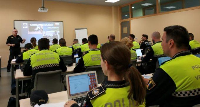 El Ivaspe torna a la presencialitat a l'octubre amb 72 activitats de formació per als cossos de seguretat