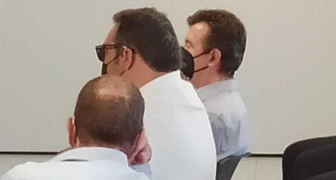 Jaime Febrer reconeix un frau fiscal i accepta sis mesos de presó pel cas Assut