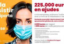 Paiporta obri la segona convocatòria del Pla Resistir amb 225.000 euros en ajudes