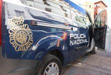 Detingut a València un home per agredir a la seua dona i amenaçar de cremar als seus fills
