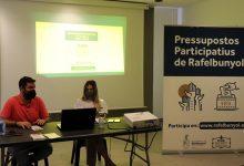 Generalitat i Diputació situen a Rafelbunyol al capdavant en participació i transparència