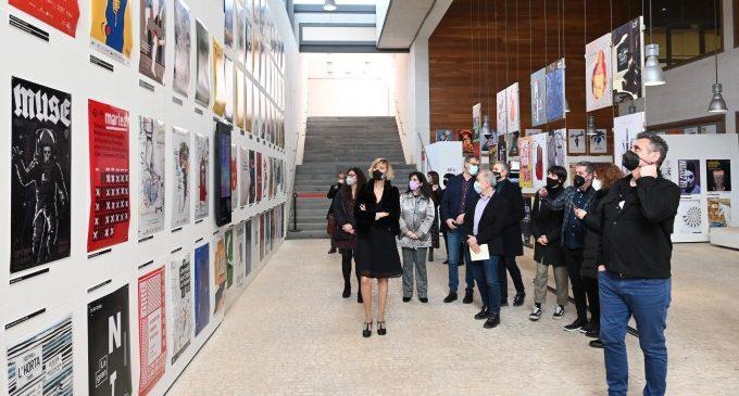 'Prohibit fixar cartells. REA. Cartells Valencians 2000-2020' rep el tercer premi dels Llibres Millor Editats del Ministeri de Cultura