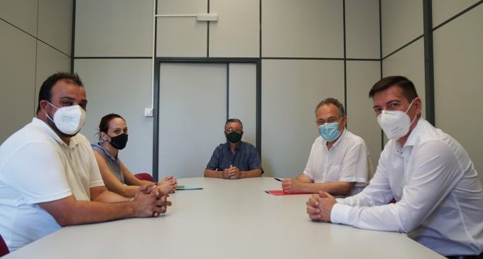 """Reunió a Burjassot per a donar a conéixer el projecte de la Generalitat """"Justícia Pròxima"""""""