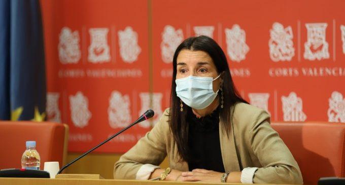 """Merino lamenta el 'no' del tripartito para que Barceló explique en Les Corts la """"preocupante"""" gestión"""" de la pandemia"""