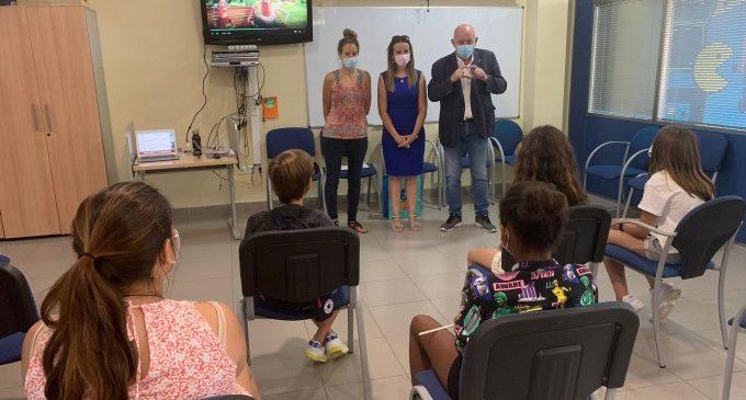 Museros organitza un taller experimental dirigit a menors de 6é de primària