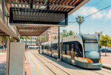 Metrovalencia facilita l'accés a l'Exposició del Ninot 2021 instal·lada per primera vegada en La Marina de València